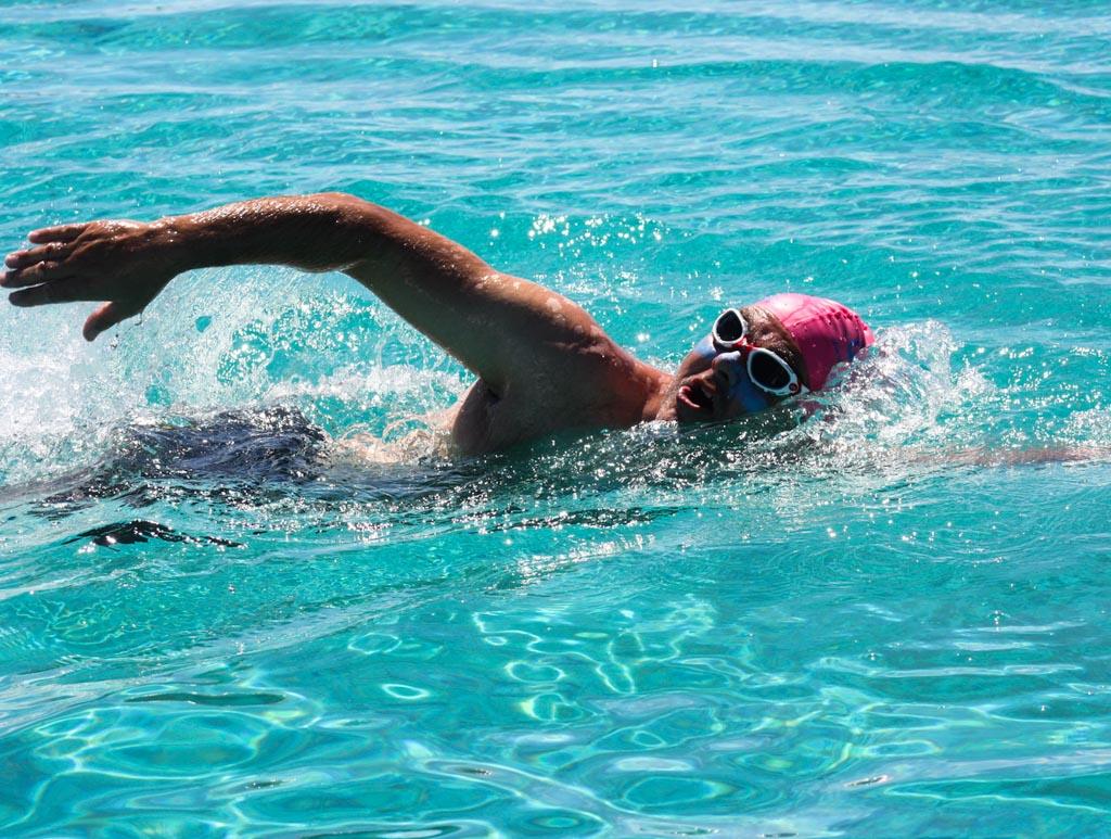 UK Openwater swimming
